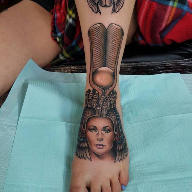 Egyptian Tattoo 57