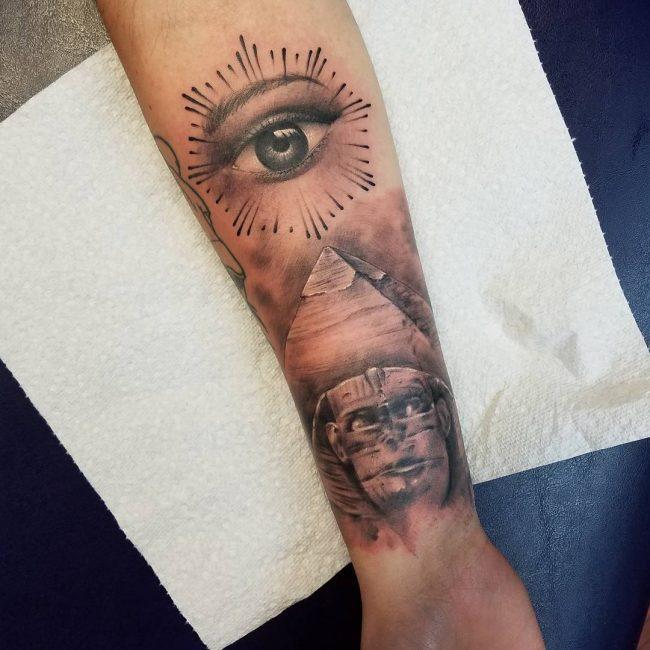 Egyptian Tattoo 59