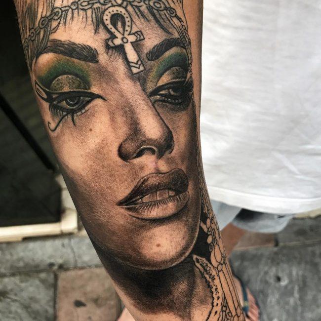Egyptian Tattoo 60