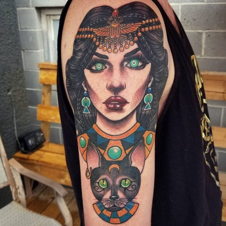 Egyptian Tattoo 64