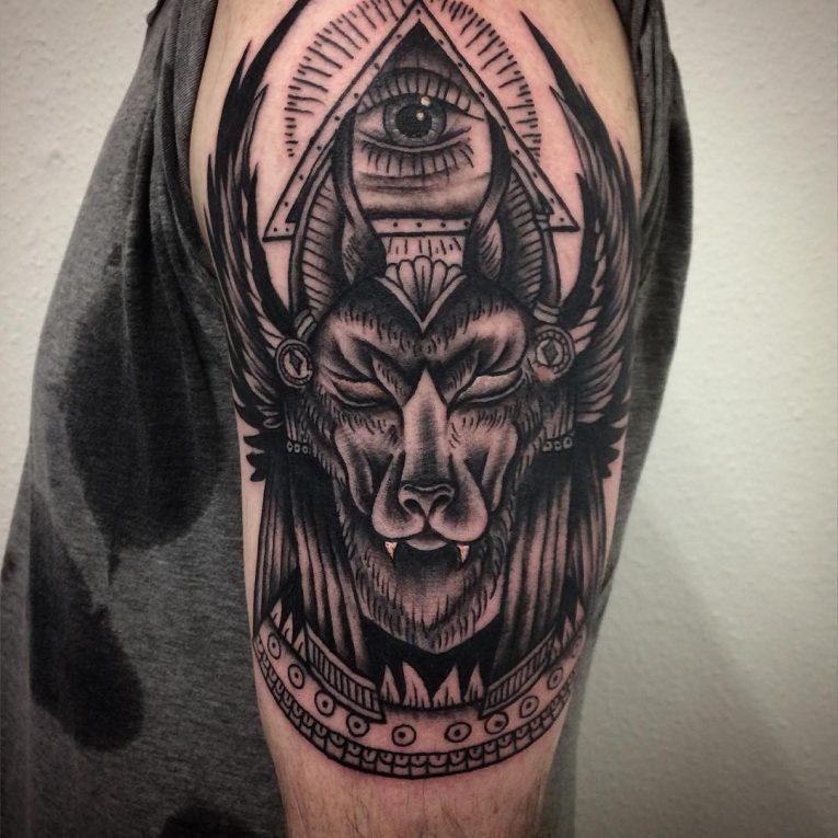 Egyptian Tattoo 70