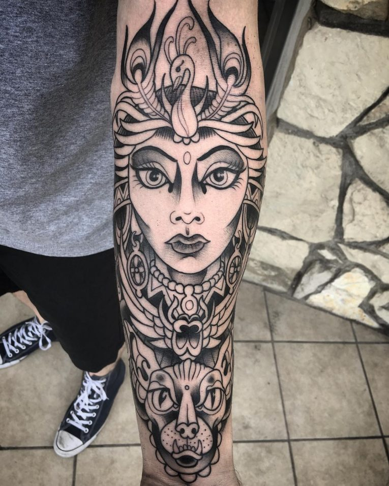 Egyptian Tattoo 72