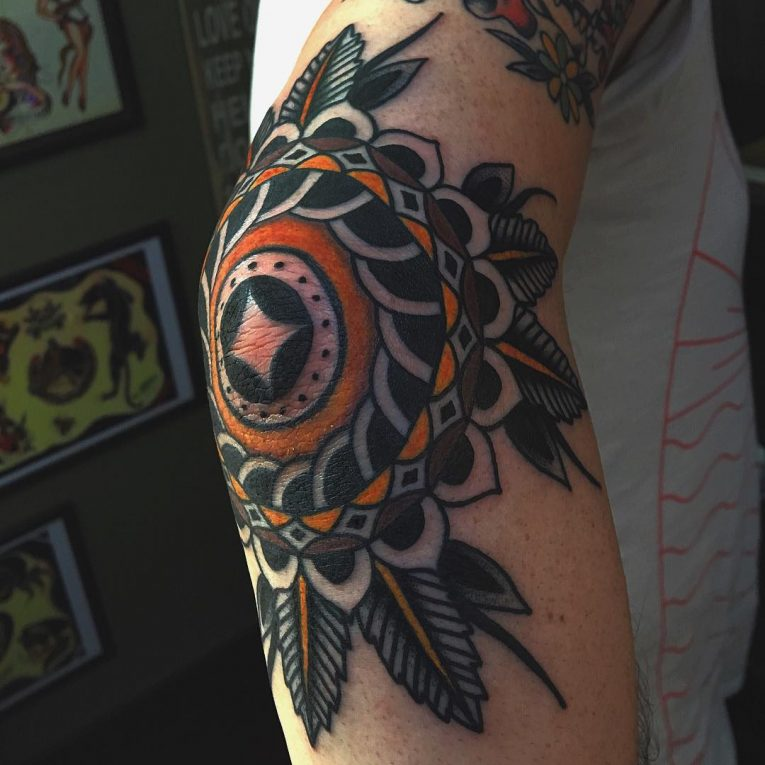 Elbow Tattoo 111