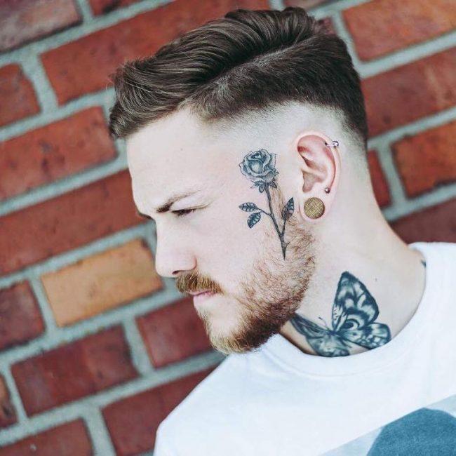 Face Tattoo 52