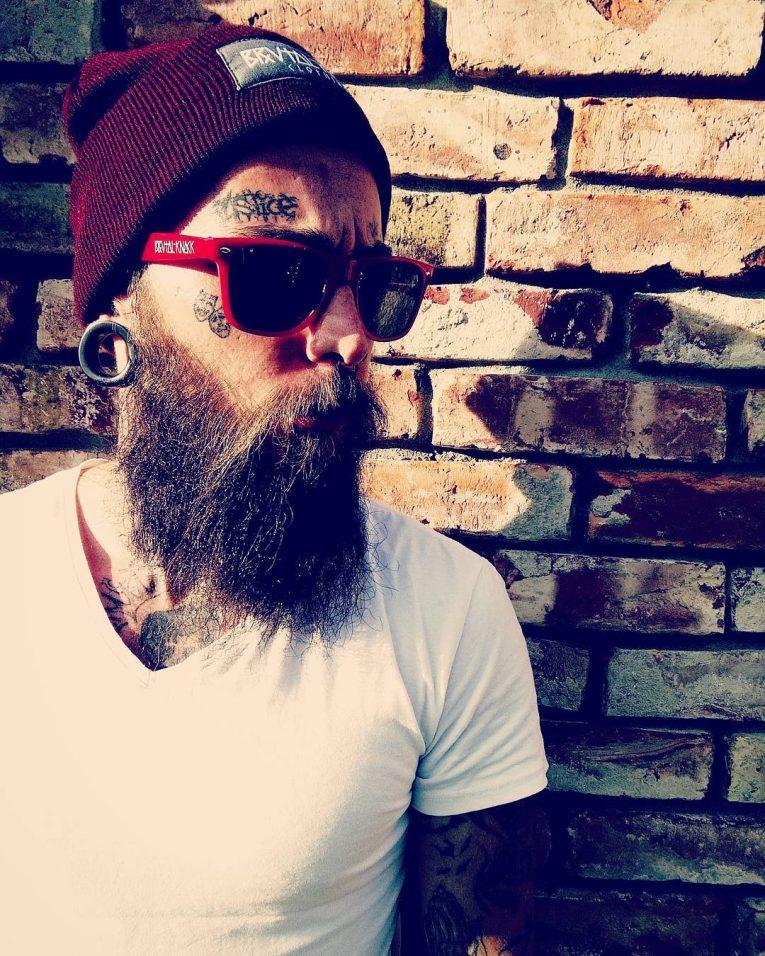 Face Tattoo 62
