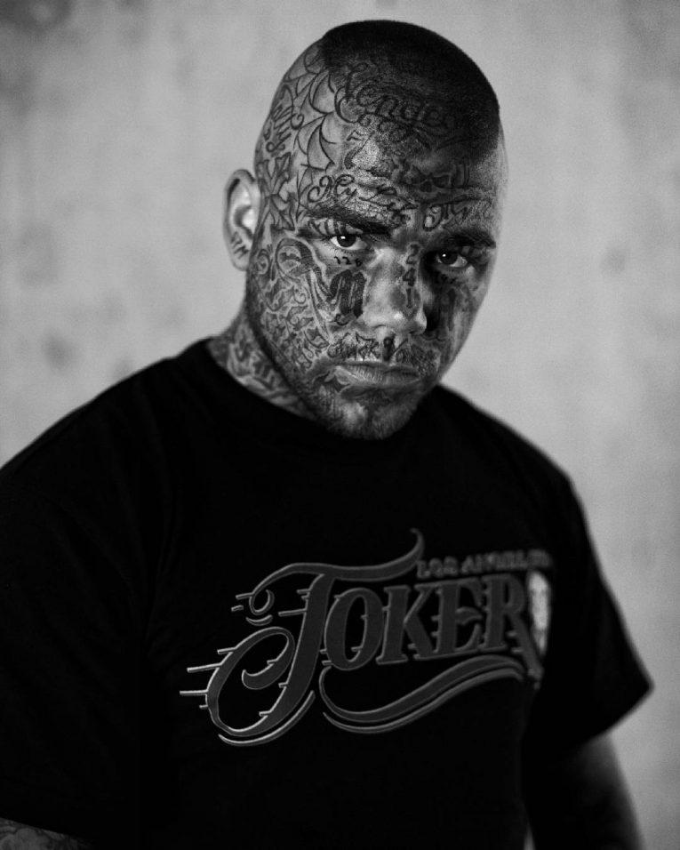Face Tattoo 63
