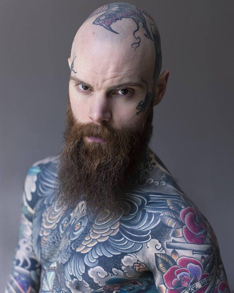 Face Tattoo 67