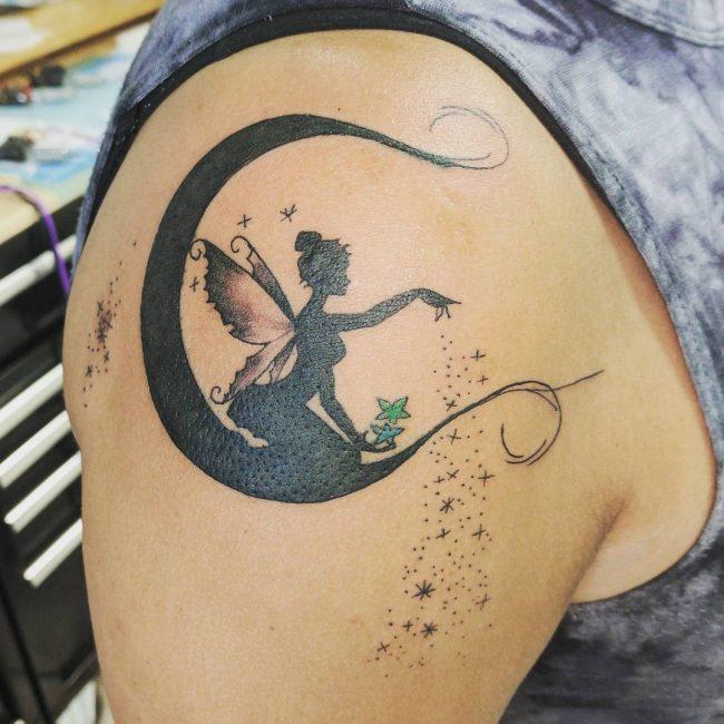 Fairy Tattoo 60