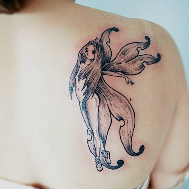 Fairy Tattoo 61