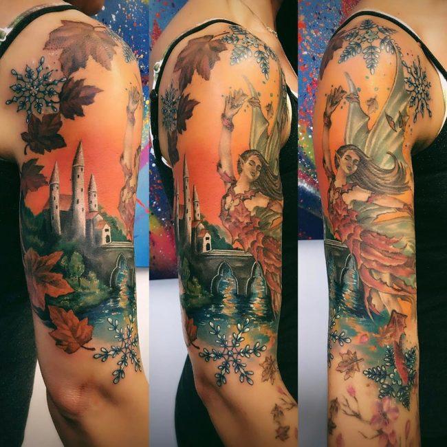 Fairy Tattoo 62