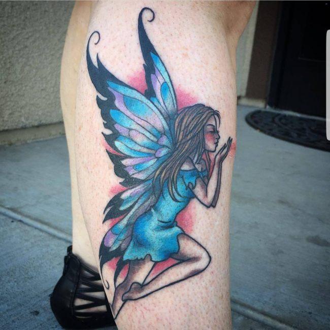 Fairy Tattoo 64