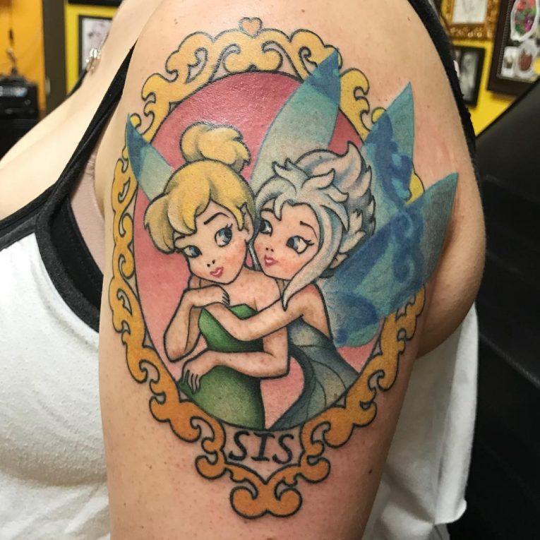 Fairy Tattoo 66