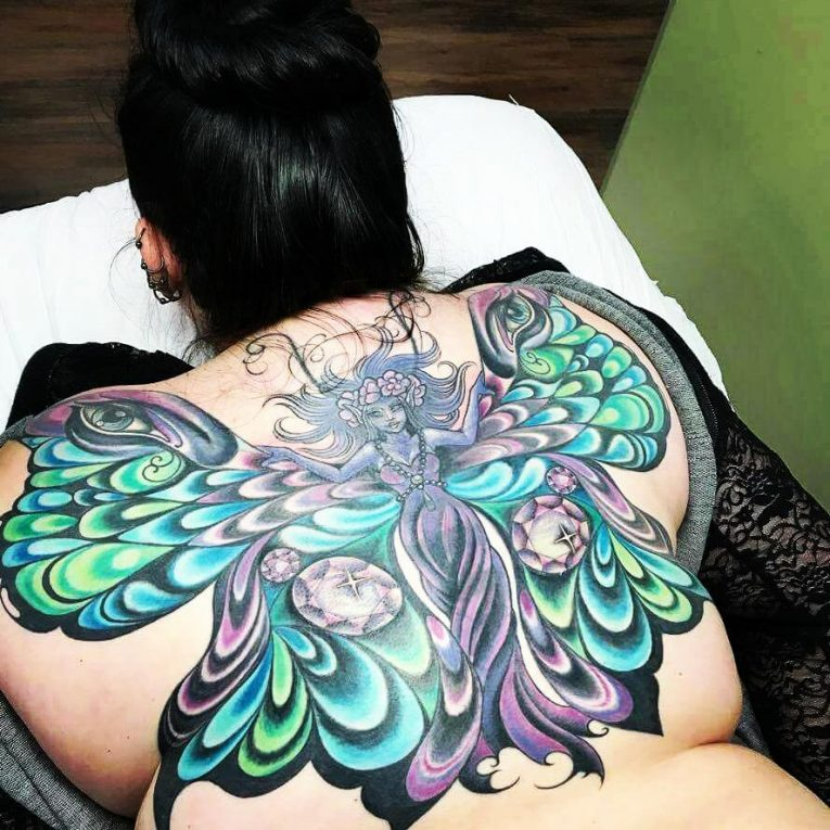 Fairy Tattoo 67