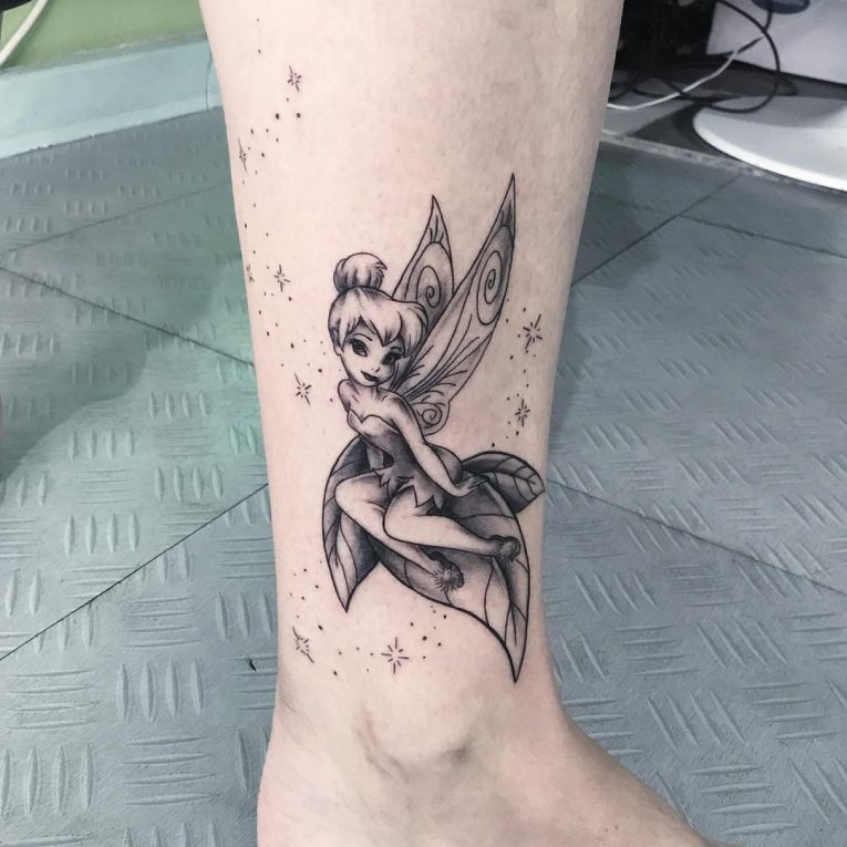 Fairy Tattoo 68