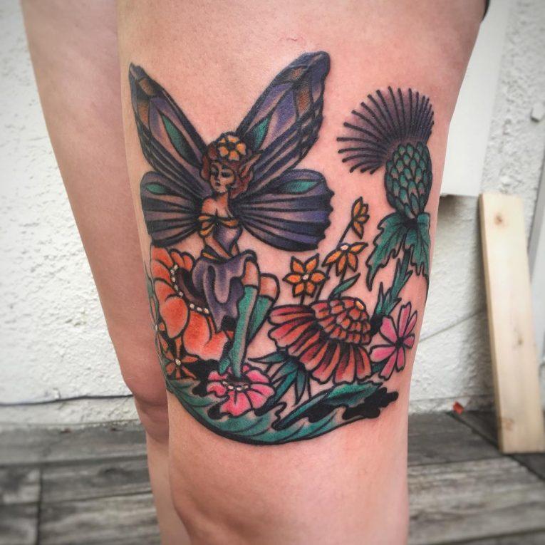 Fairy Tattoo 71