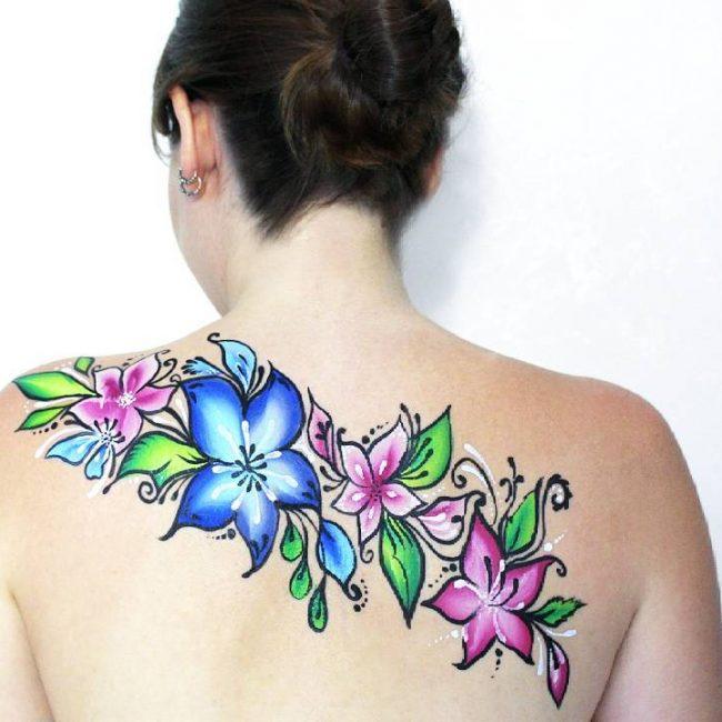 Fake Tattoo 71