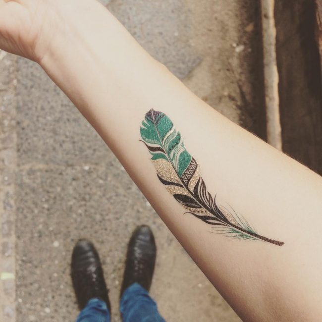 Fake Tattoo 72