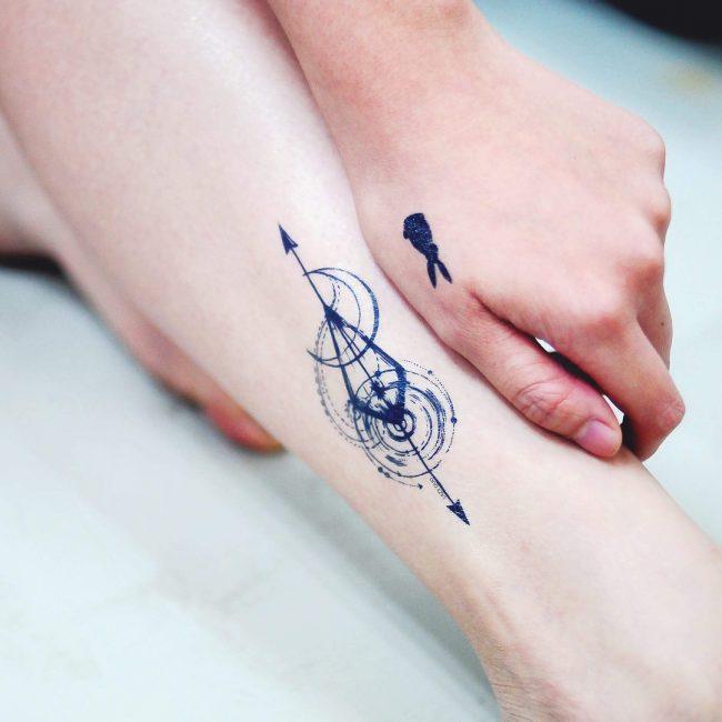 Fake Tattoo 74