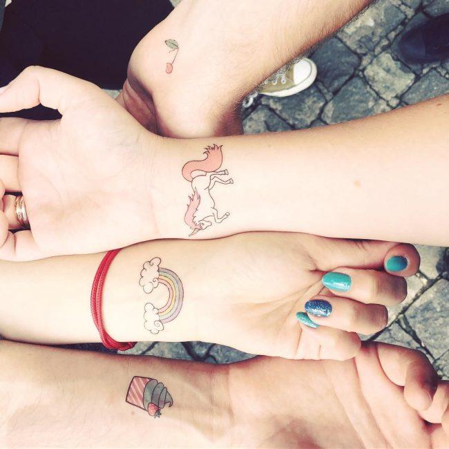 Fake Tattoo 75