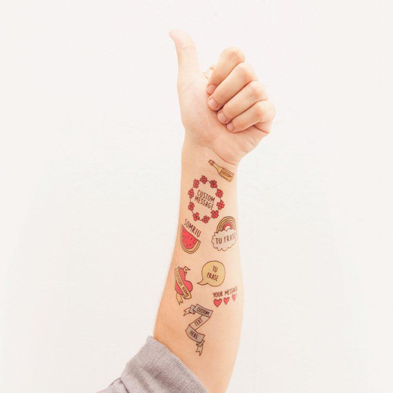 Fake Tattoo 76