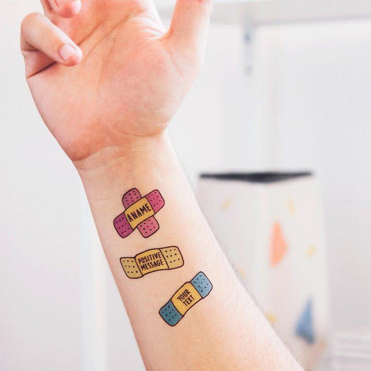 Fake Tattoo 79