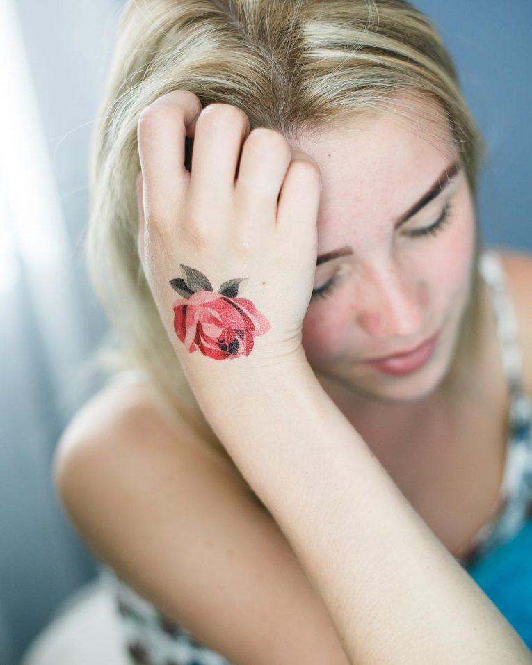 Fake Tattoo 85