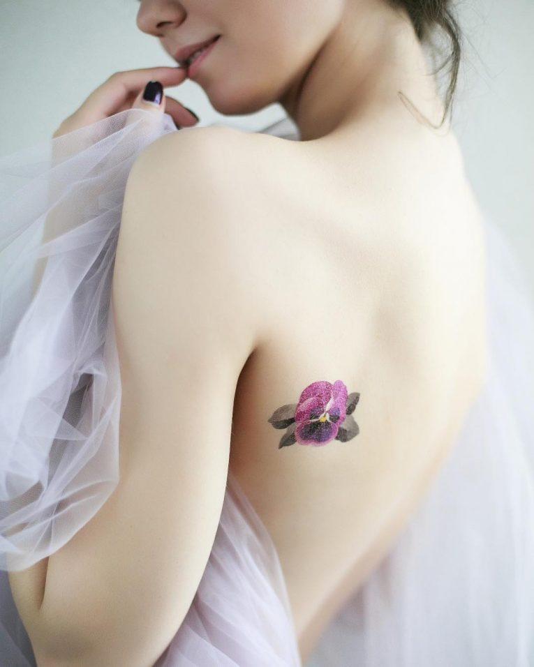 Fake Tattoo 86