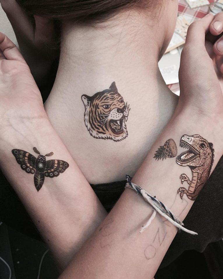 Fake Tattoo 87