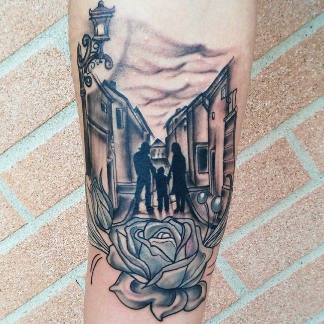 Family Tattoo 66
