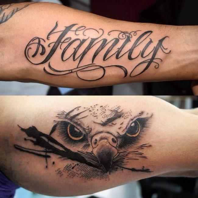 Family Tattoo 67