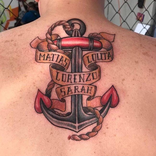 Family Tattoo 70