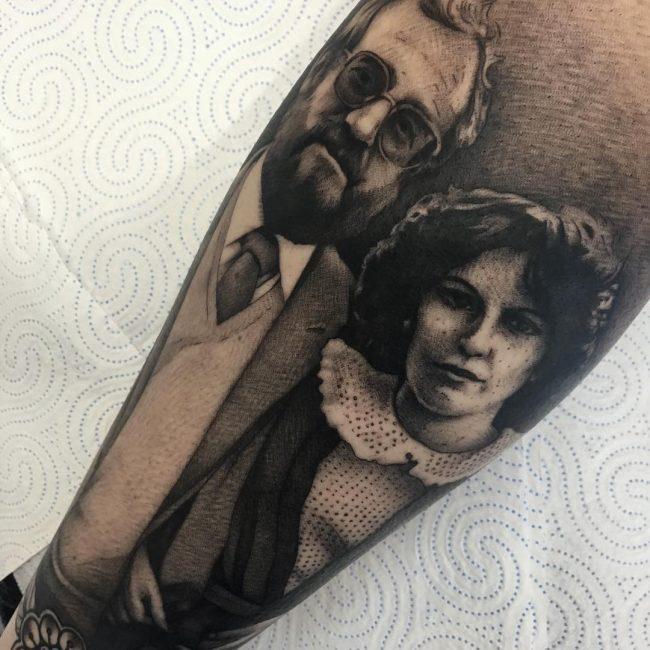 Family Tattoo 75