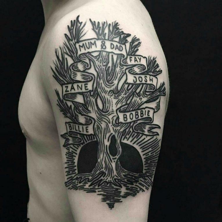 Family Tattoo 76