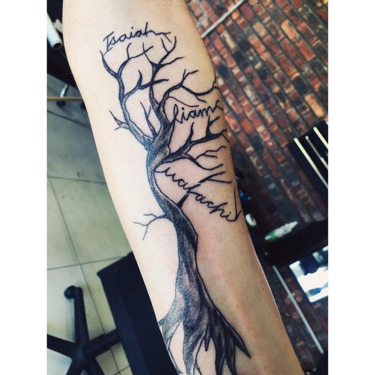 Family Tattoo 78