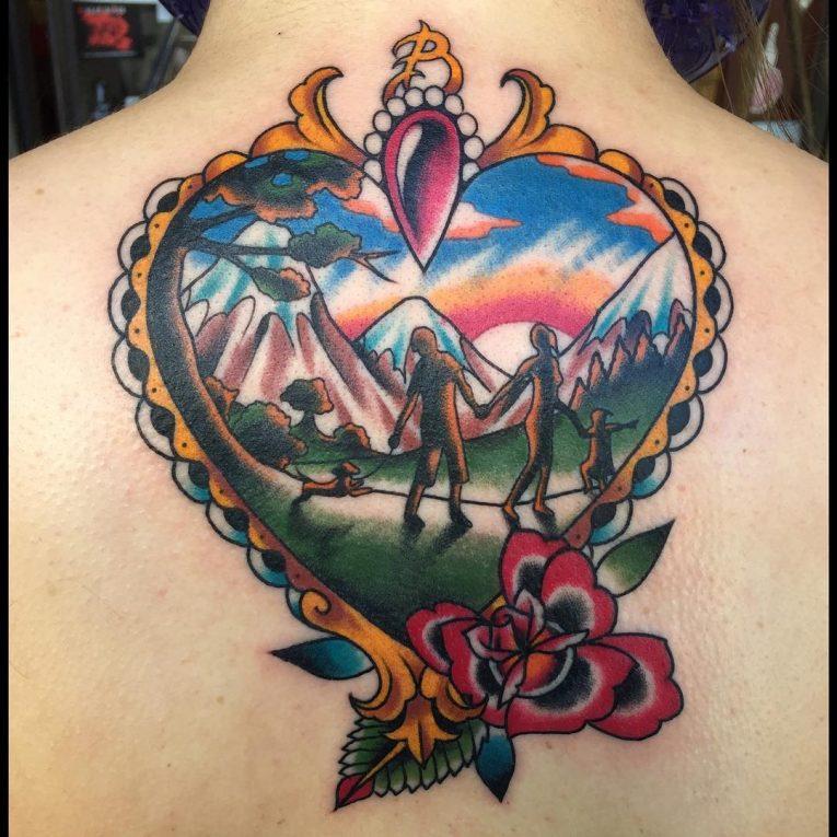 Family Tattoo 83