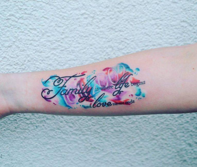 Family Tattoo 86