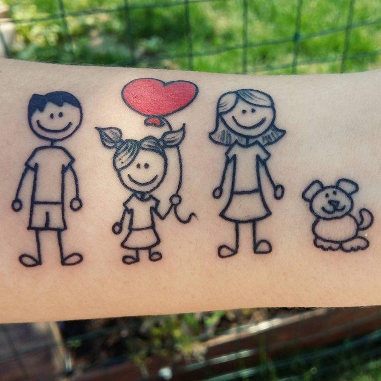 Family Tattoo 87