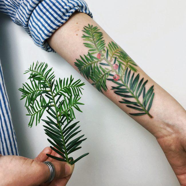 Feminine Tattoo 73