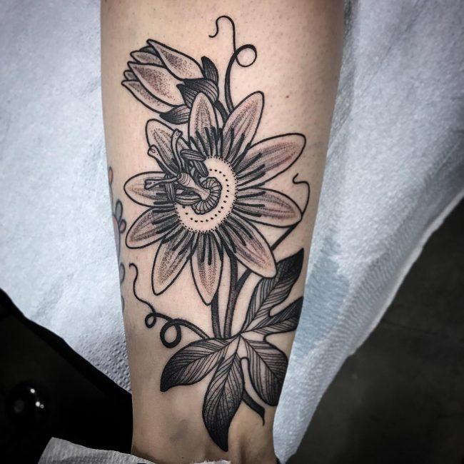 Feminine Tattoo 74