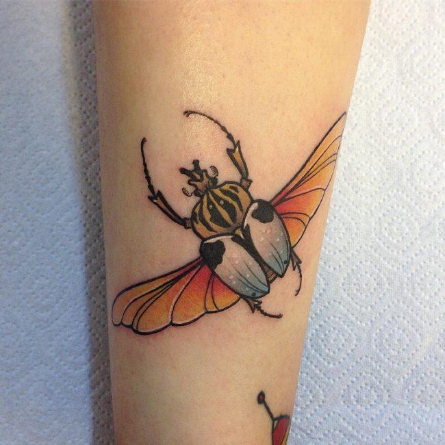 Feminine Tattoo 76