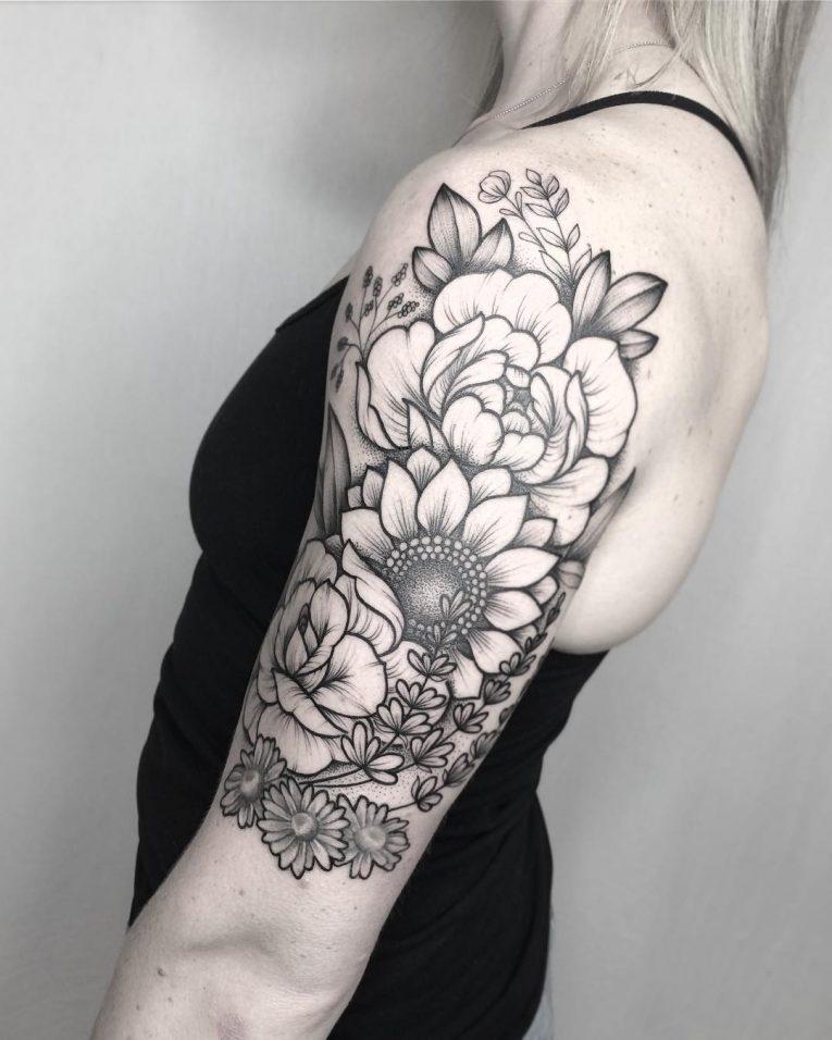 Feminine Tattoo 85
