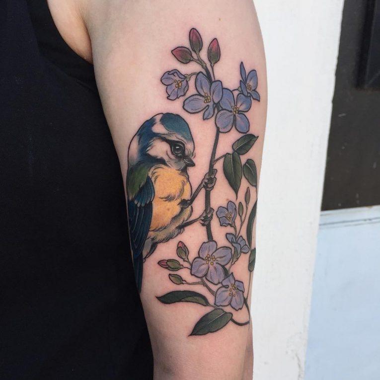 Feminine Tattoo 90
