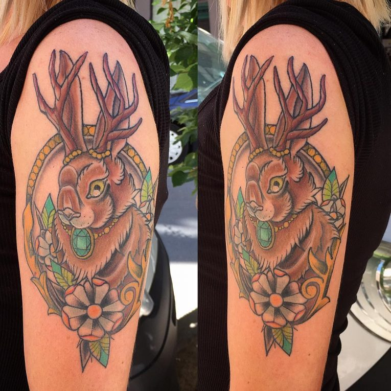 Feminine Tattoo 91