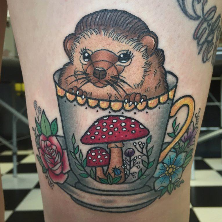 Feminine Tattoo 92