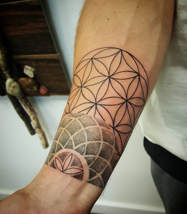 Flower of Life Tattoo 101