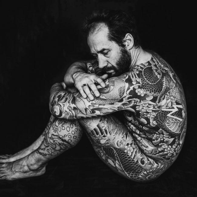 Full Body Tattoo 73