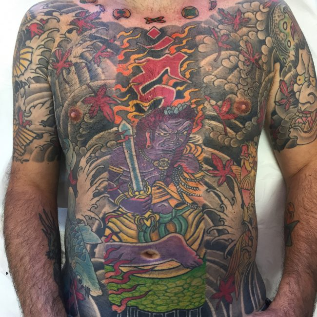 Full Body Tattoo 78
