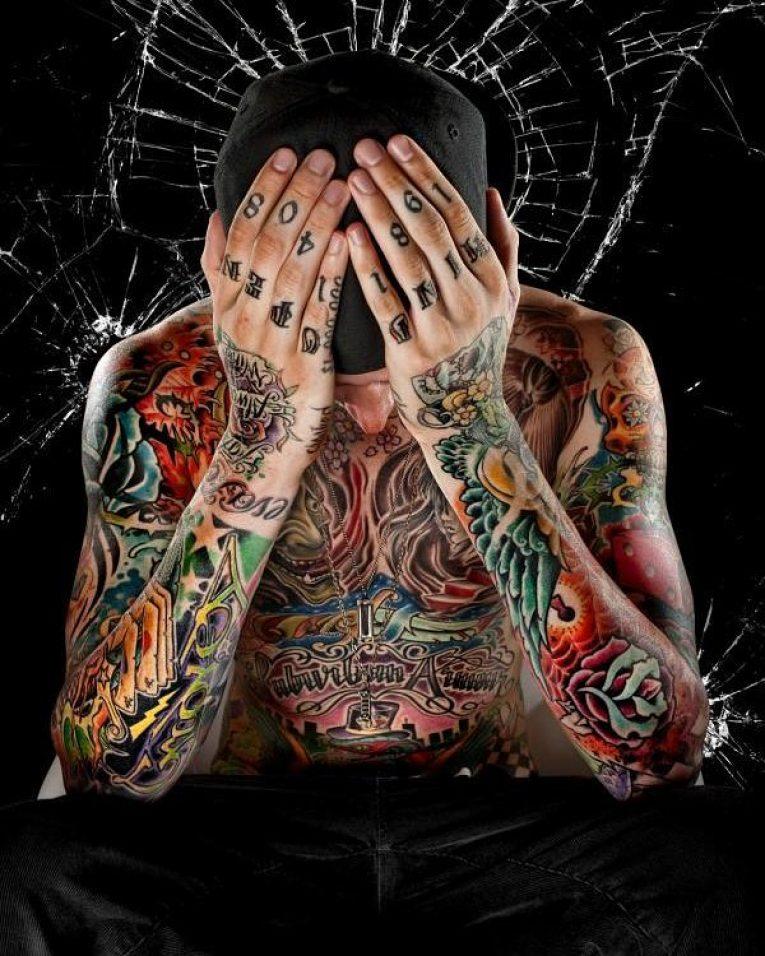 Full Body Tattoo 88