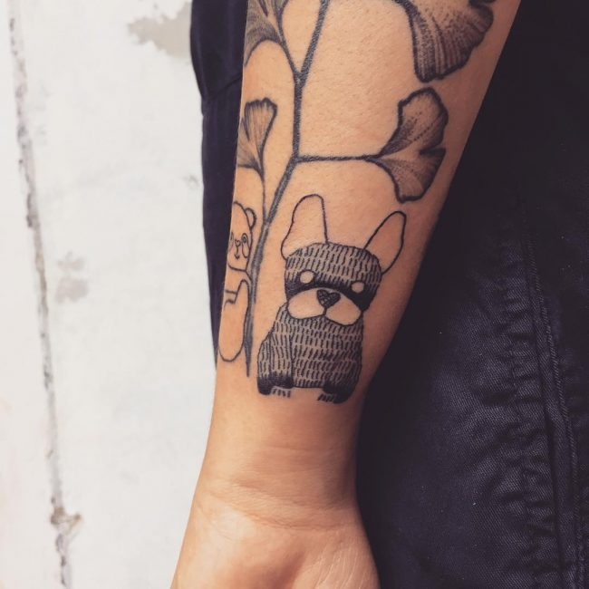 Funny Tattoo 34