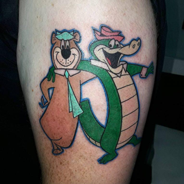 Funny Tattoo 41